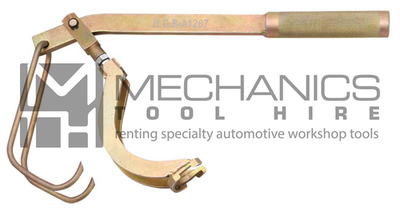 Dm11 a1267 mercedes benz m114 m115 m116 m117 m123 m130 for Mercedes benz special tools
